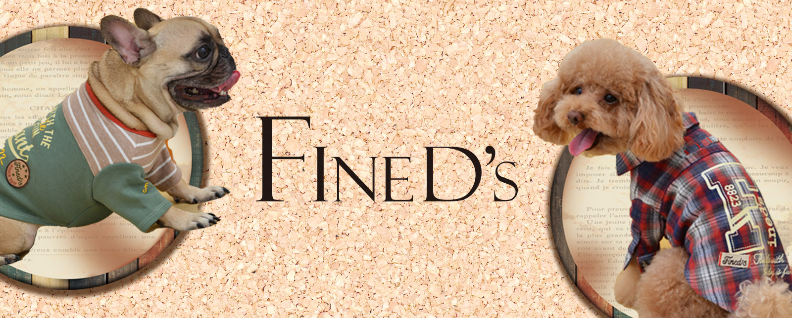FINED`S